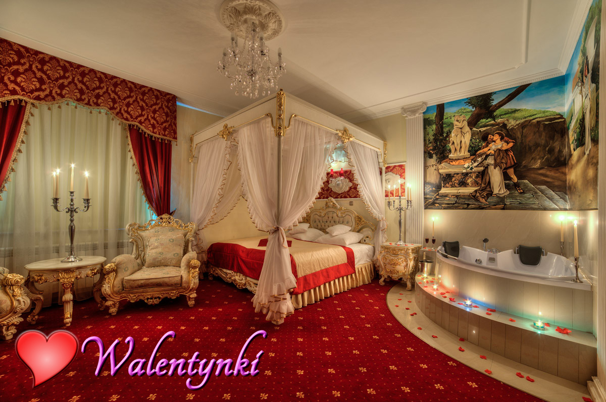 Walentynki w Królewskim wydaniu - u nas do 10 kwietnia ;)
