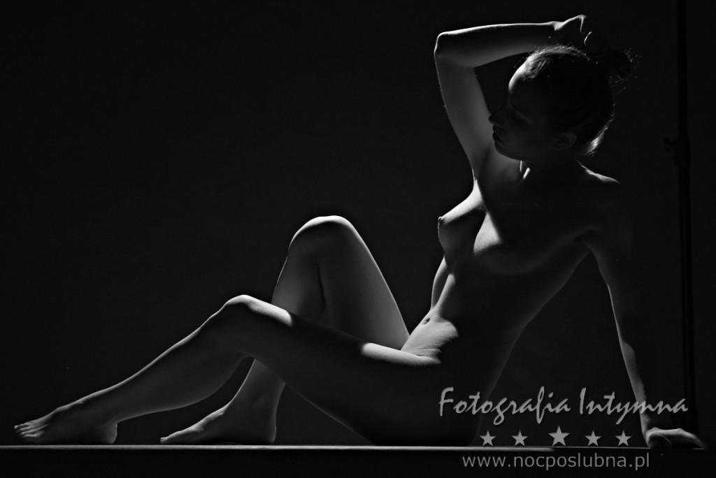 Sesja Fotografii Intymnej w studio