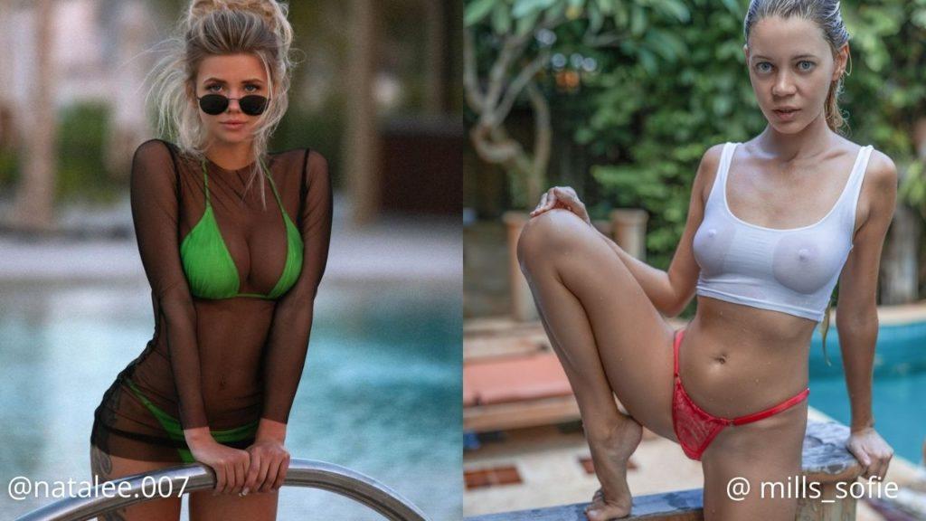 Hot or Not - seksowna fotka na basenie
